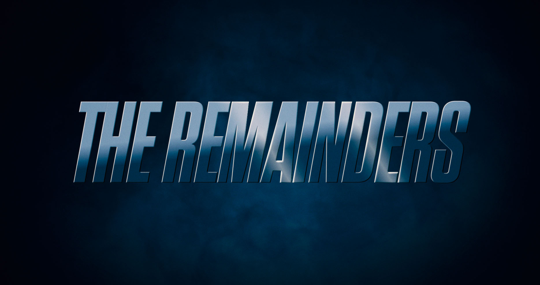 The Remainders Title Page.jpg