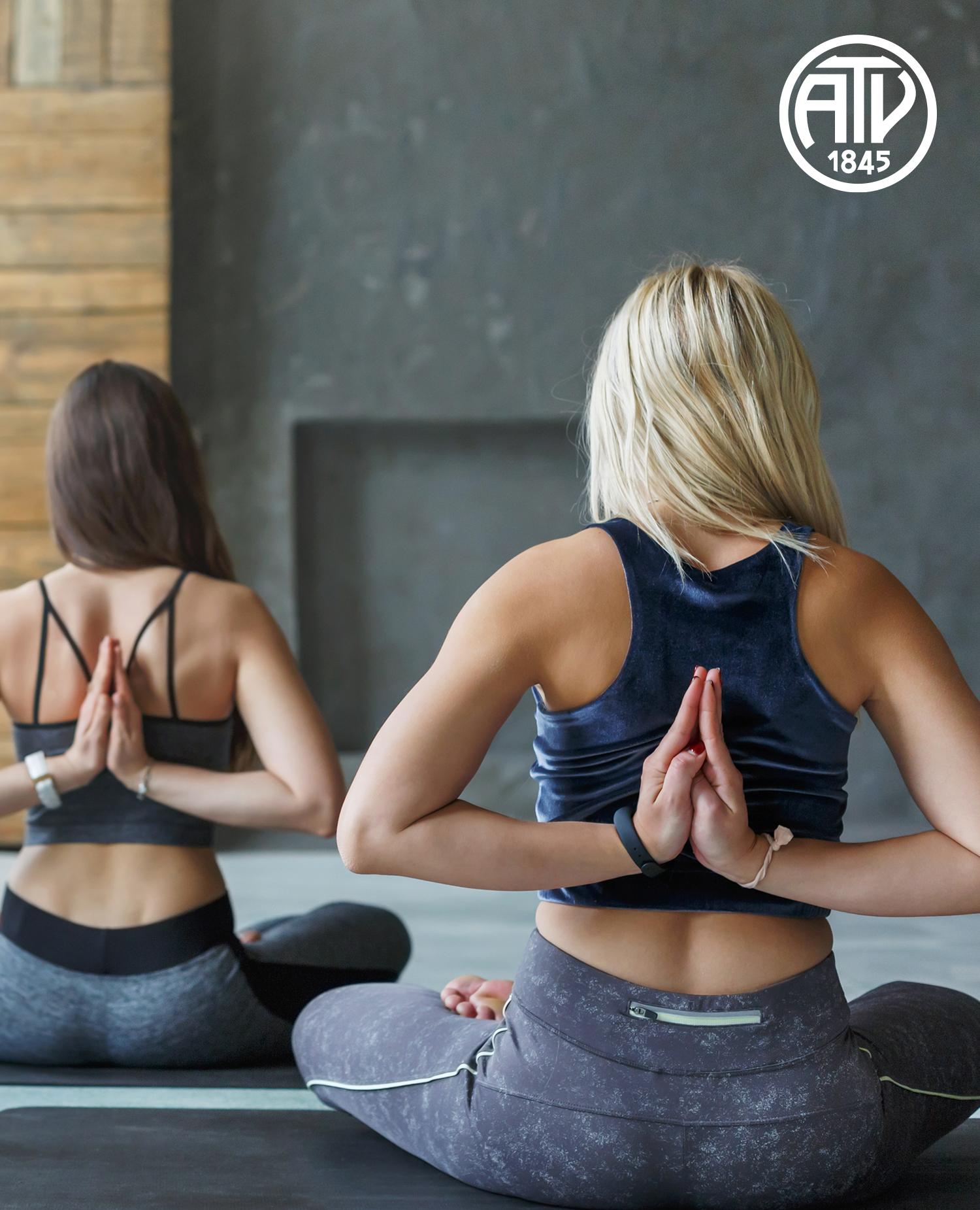 """Liebe Mitglieder,  im Rahmen der """"Gesundheitsförderung in Altona-Altstadt"""", bietet der Altonaer Turnverband, mit Unterstützung der Techniker Krankenkasse (TK), den Kurs """"Yoga und Entspannung für Frauen"""" an.  Mit sanften Yogaübungen beginnen wir die Kursstunde, um uns auf die Entspannung einzustellen.  Verschiedene Entspannungstechniken wie z.B. Bodyscan oder Progressive Muskelentspannung schärfen unsere Sinne und lassen uns den Stress des Alltags vergessen. Atemtechniken leiten uns von der Entspannung zu einer abschließenden Meditation in der Stille. Für diesen Kurs ist keine Mitgliedschaft im ATV erforderlich.   Wir freuen uns auf Eure Teilnahme und wünschen Euch viel Spaß mit diesem Kursangebot.  Euer ATV-Team"""