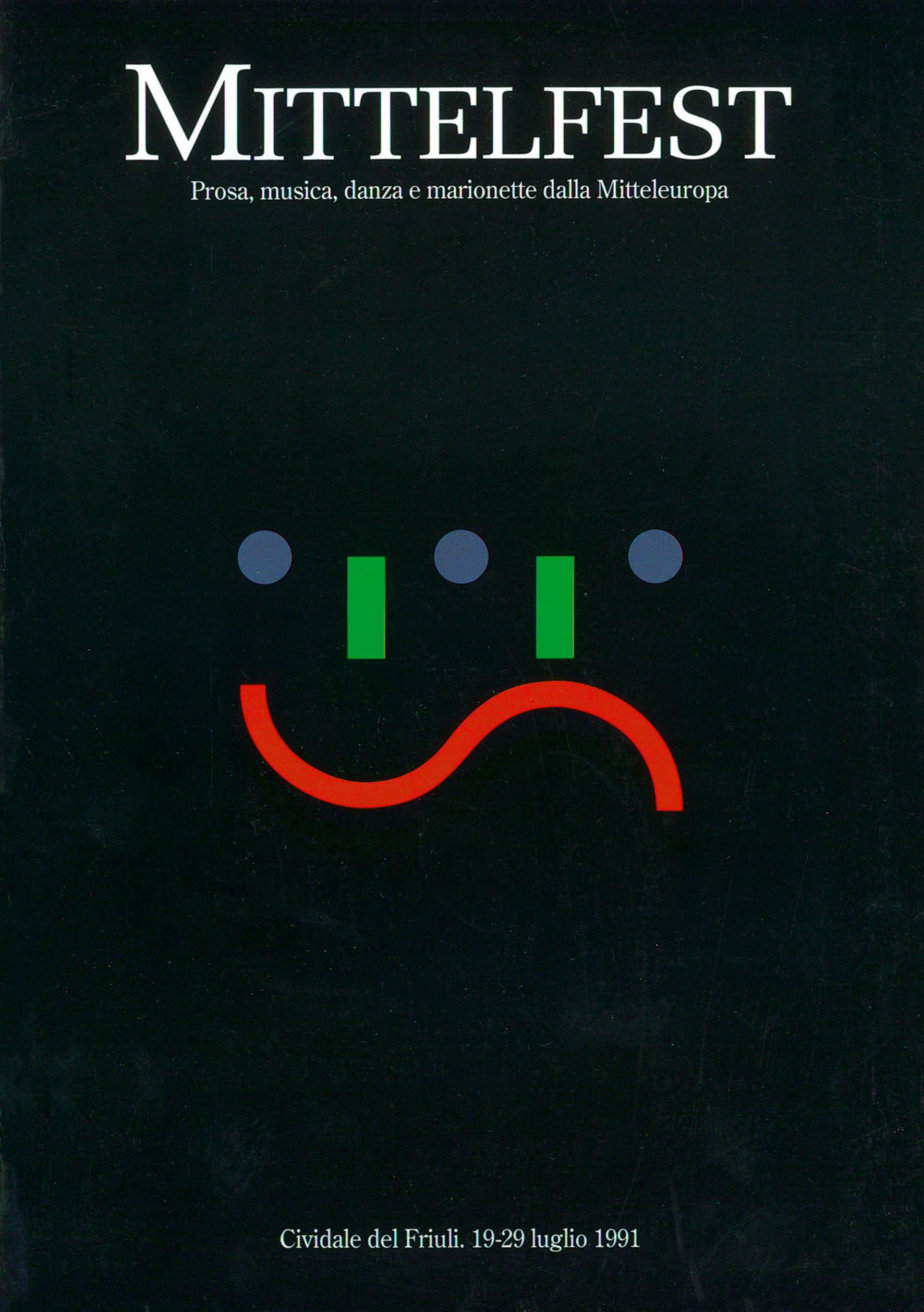 1991 Prosa, musica, danza, cinema e marionette dalla Mitteleuropa
