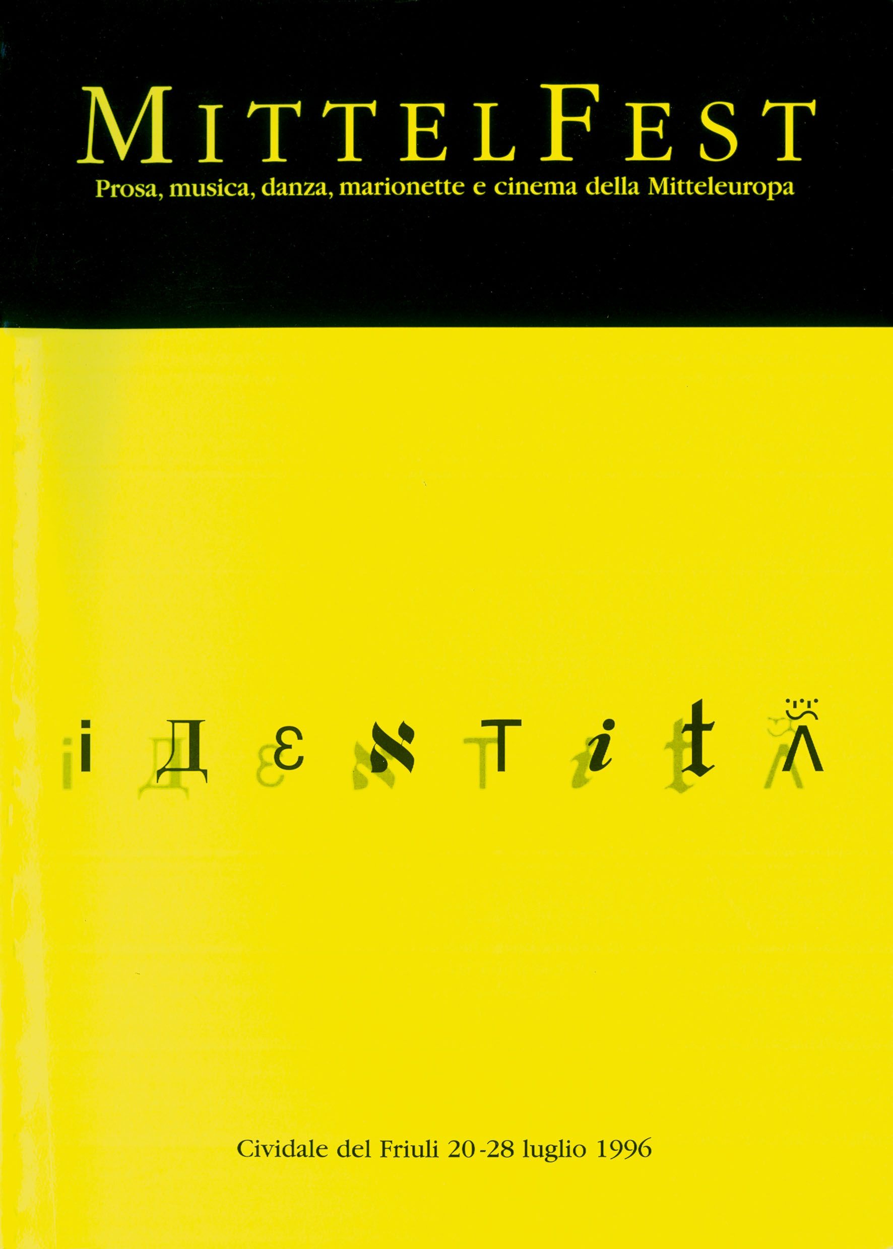 1996 Identità 1