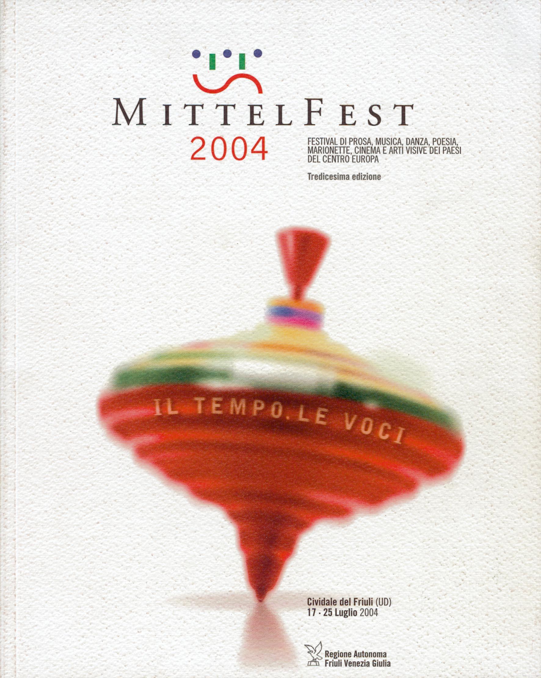 2004 Il tempo. Le voci