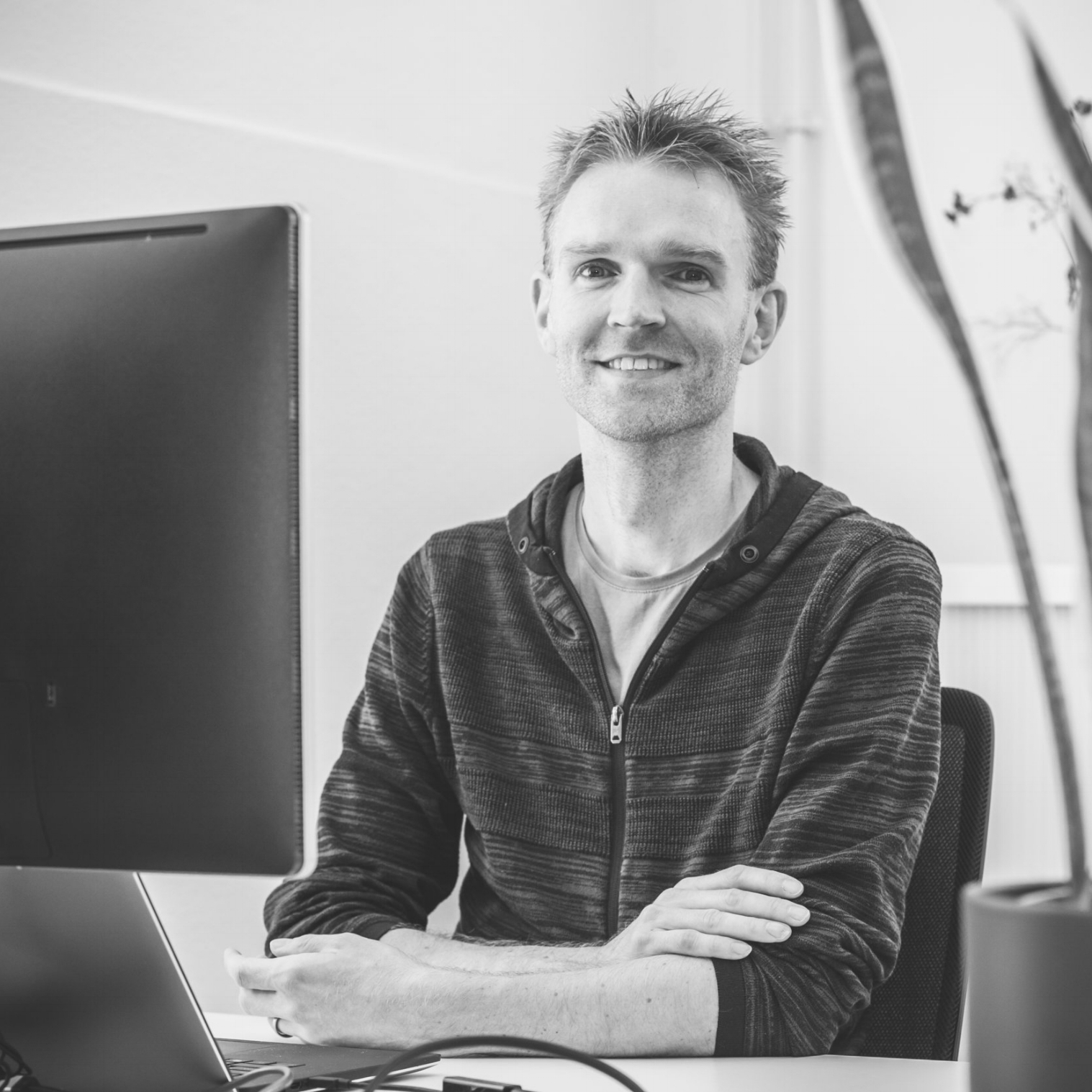Berto Booijink, MSc - Software Engineer