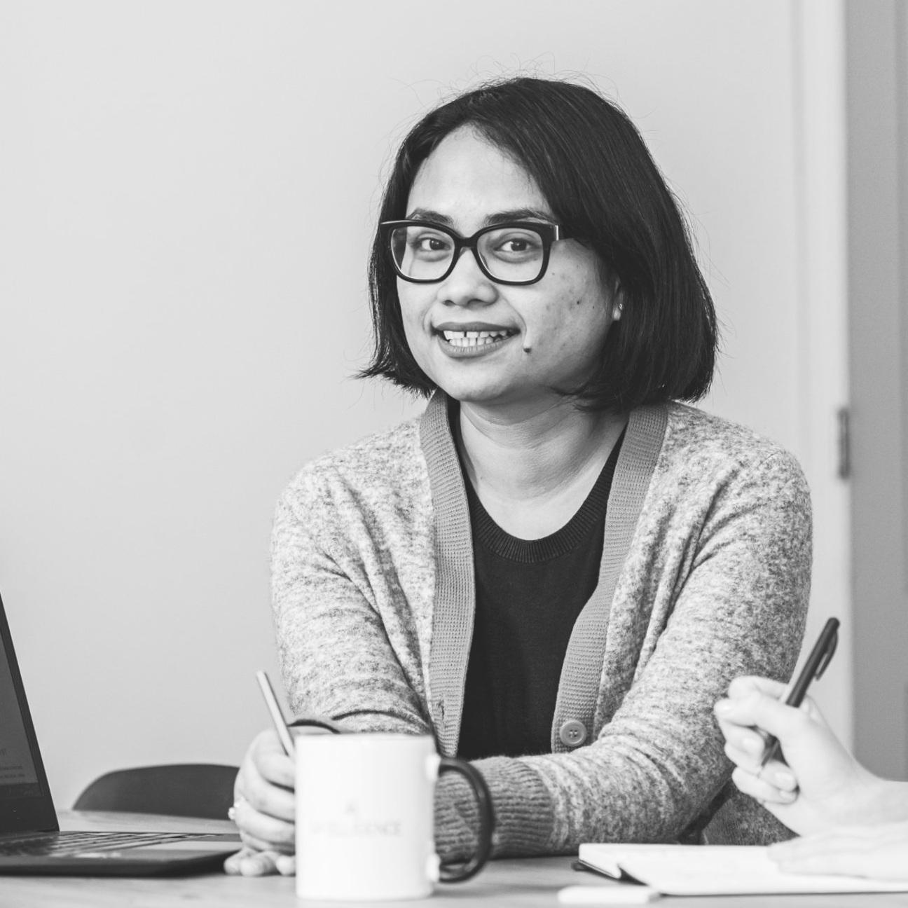 Maharti Rihana - Liaison Indonesia, Malaysia and Papua New Guinea