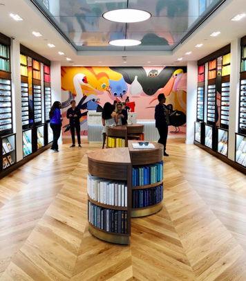 Warby Parker New Jersey Store