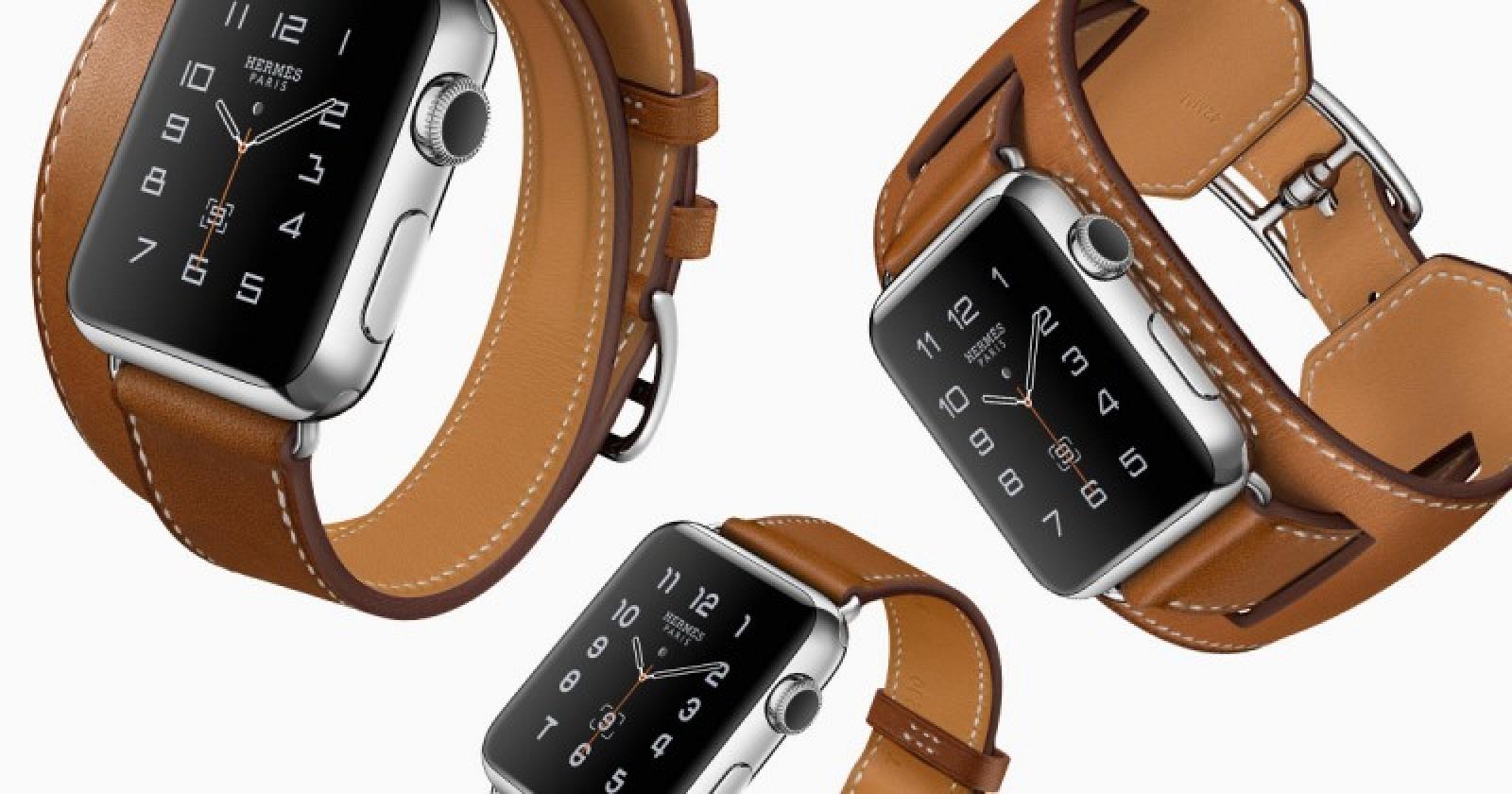 Apple x Hermes watch collab