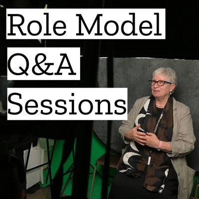 Role Model Q&A Sessions