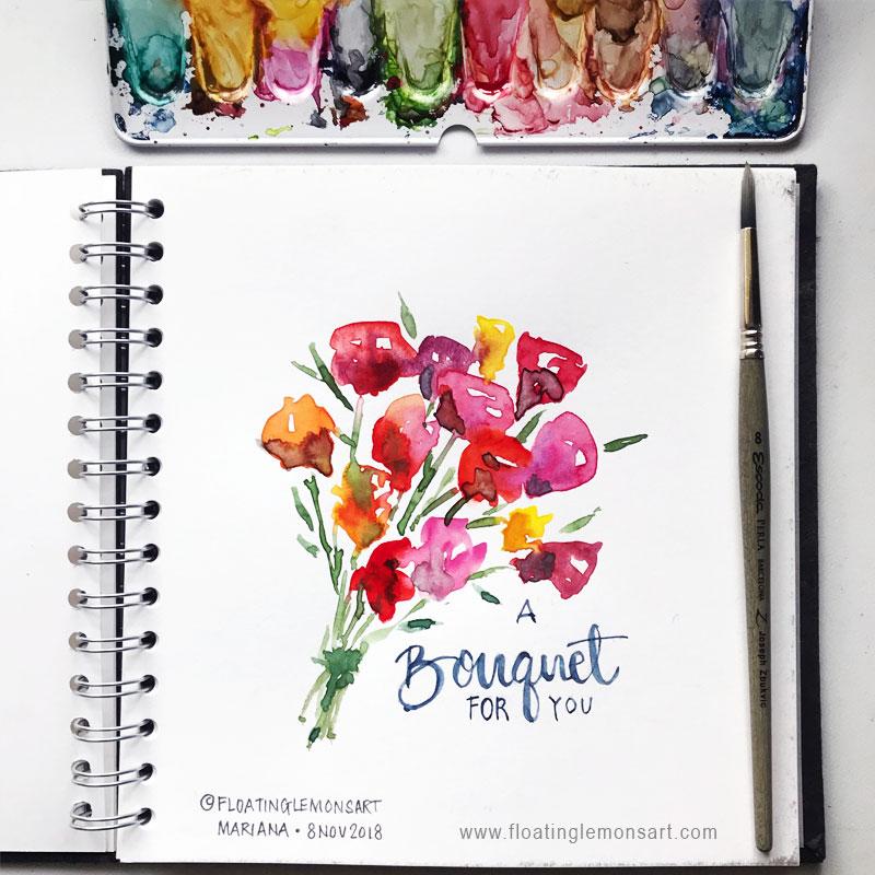 Daily03-Bouquet-floatinglemonsart.jpg