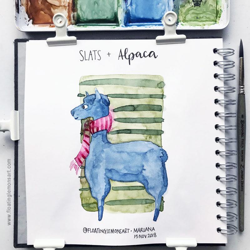 Daily10-slats-alpaca-floatinglemonsart.jpg