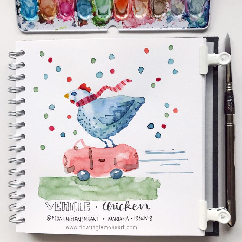 Daily13-vehicle-chicken-floatinglemonsart.jpg