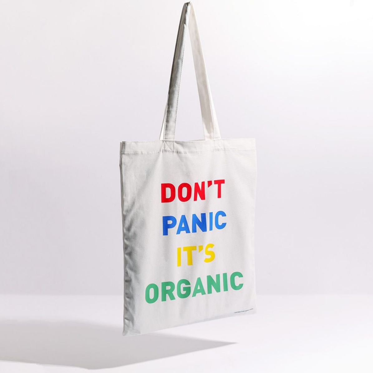 Organic cotton shopper bag by Paperchase
