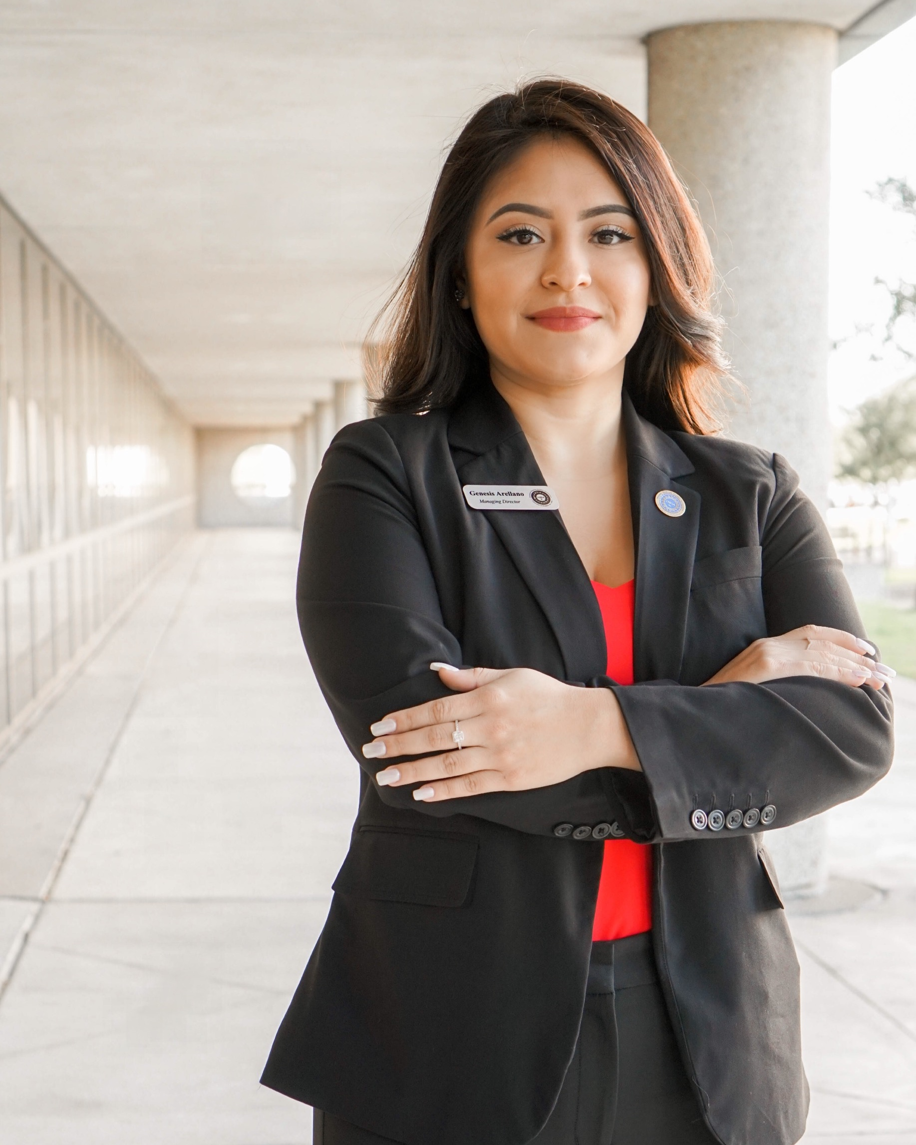 Genesis Arellano- Connect with me on LinkedIn!