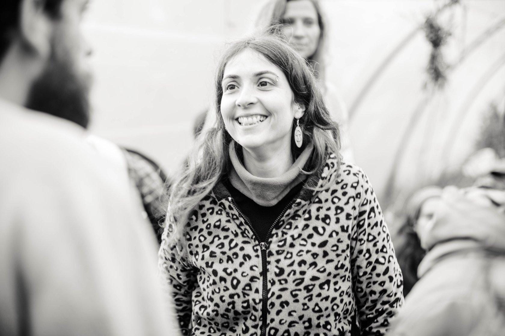 Susana Guimarães - co-founder of Reflorestar Portugal