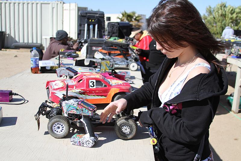 Antelope Valley Racing Club, 2012