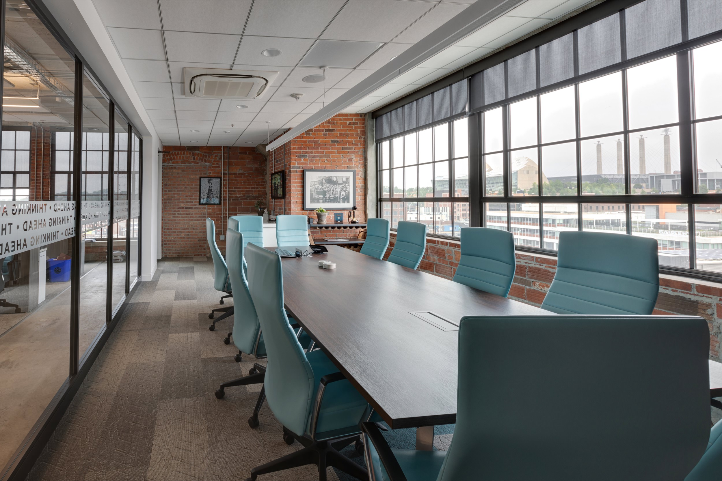 Conference room at Holmes Murphy & Associates