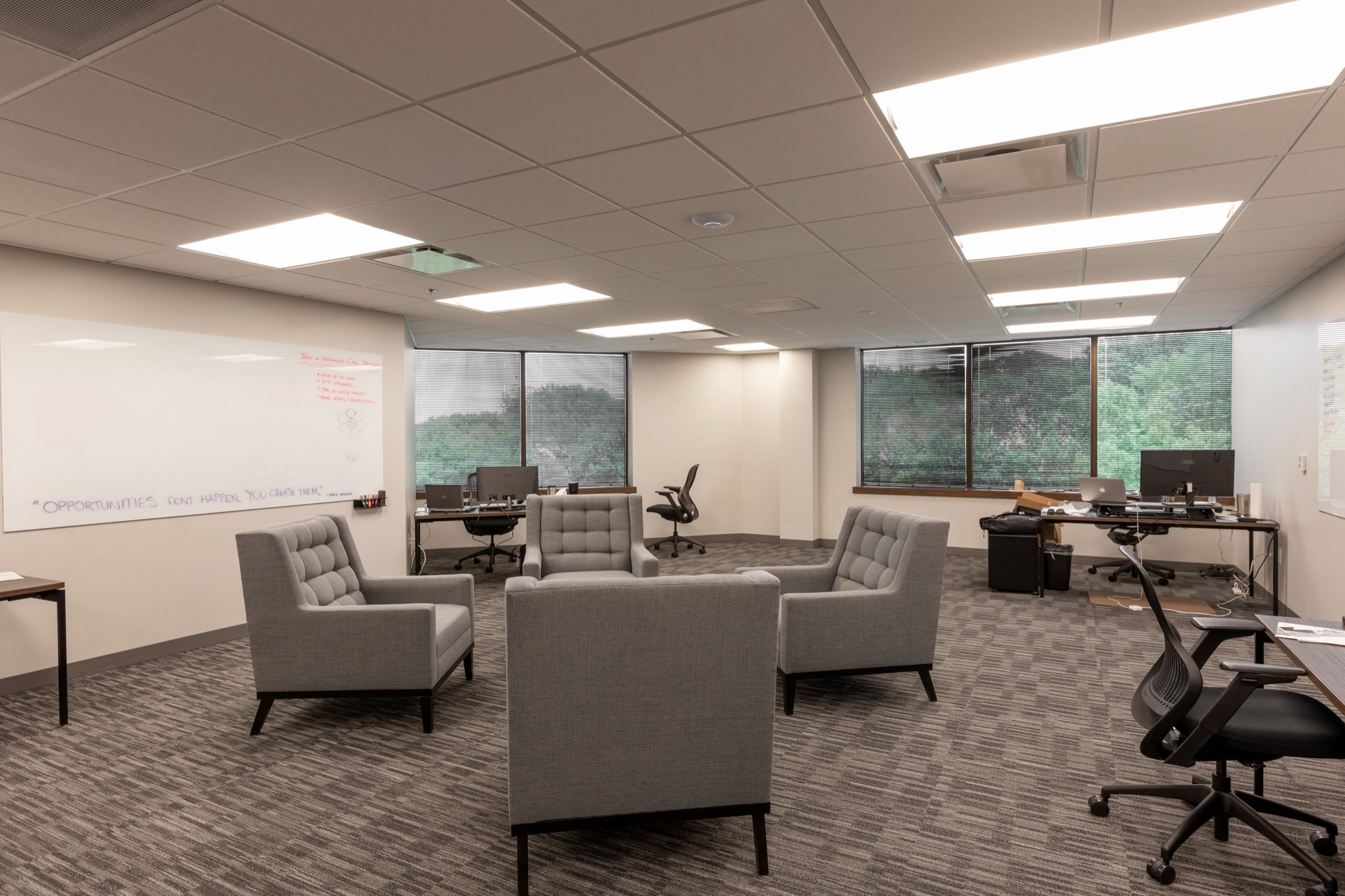 Office at Edison Spaces