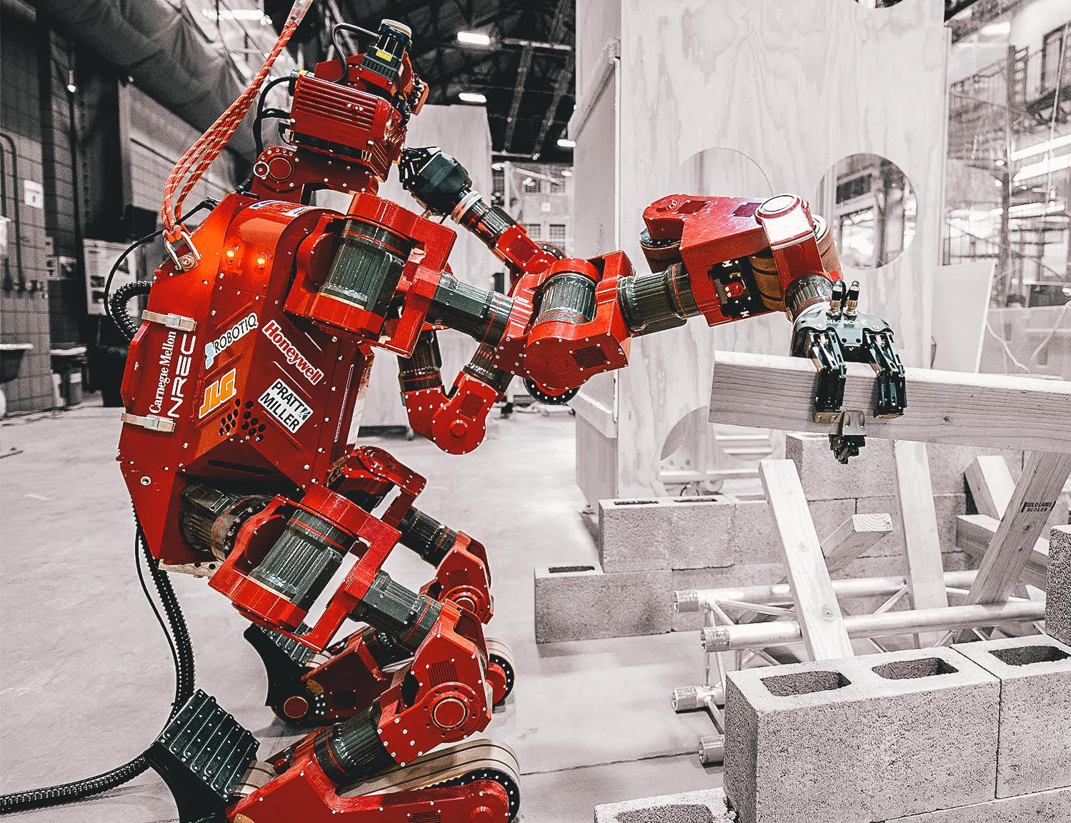 AI + Robotics
