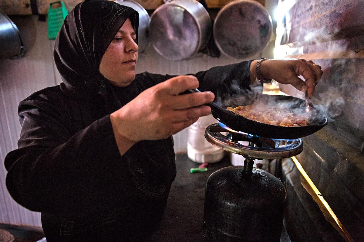 Syrian Refugees Jordan Lebanon Wfp Usa Sheeko Productions