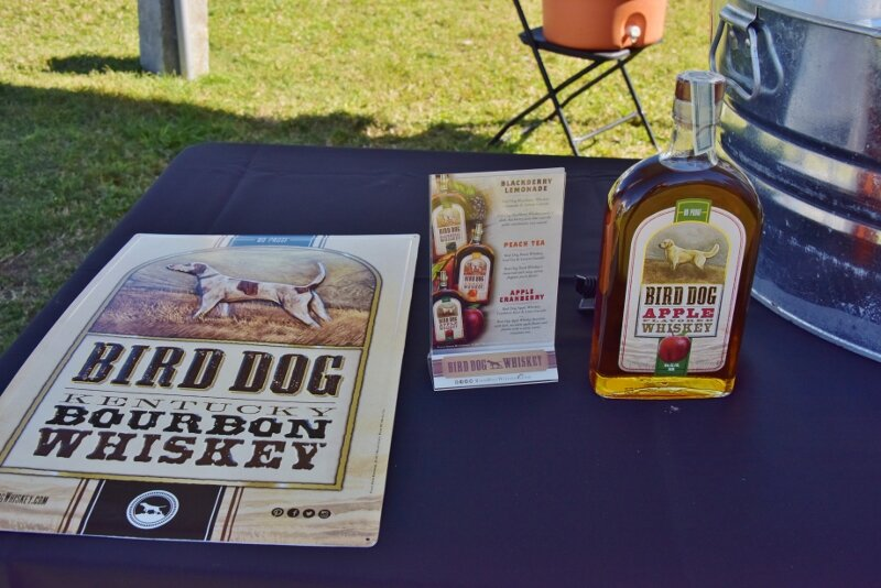 Bird Dog Whiskey with Sign.jpg