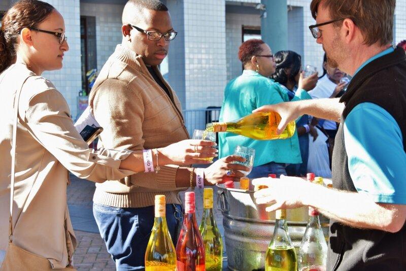 Patrons Receiving Pours.jpg