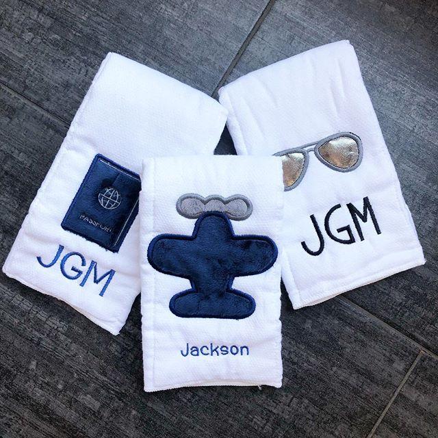 Welcome to the world, Jackson!  #yuppieBABY #customgifts #trendybaby #babyboy