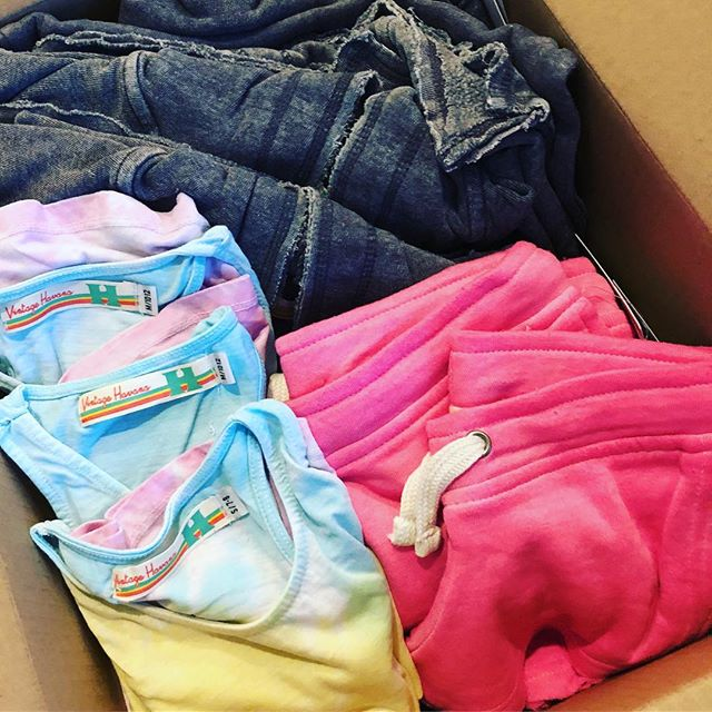 They're here! Sweatshirts, shirts, tanks - all for #camp and #lounge.  #yuppieBABY #kidfashion #customgifts #ootd #camp2018
