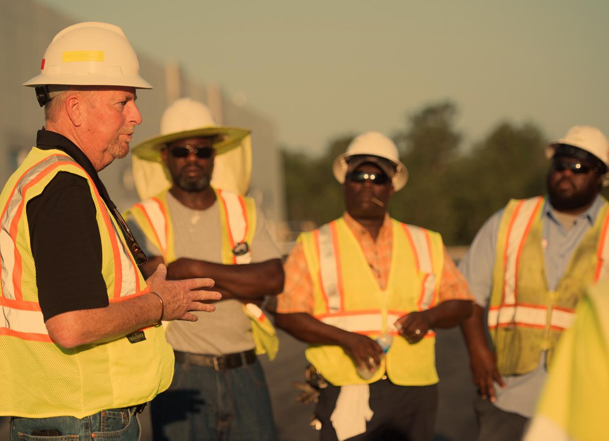 Foreman/Superintendent