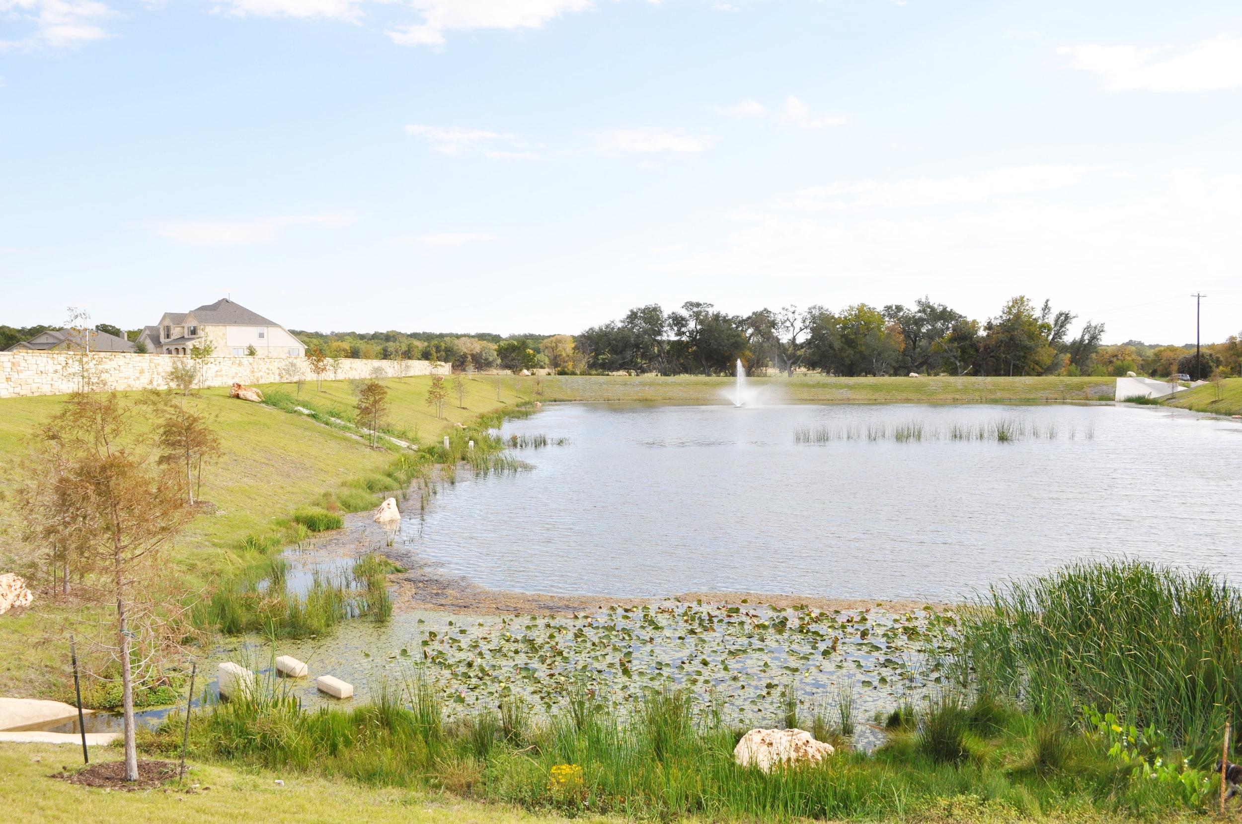 Wetland Mitigation Planning and Monitoring