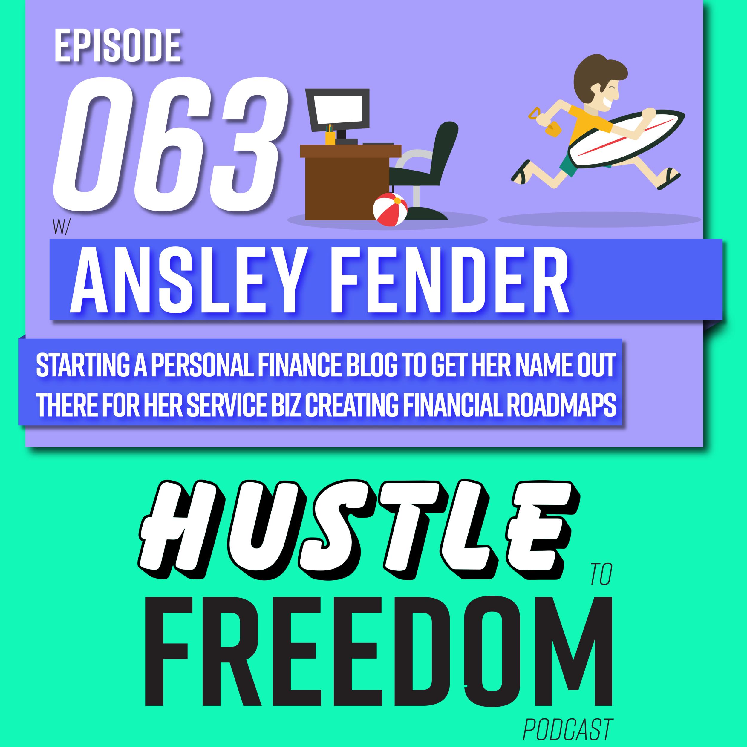 Hustle to Freedom