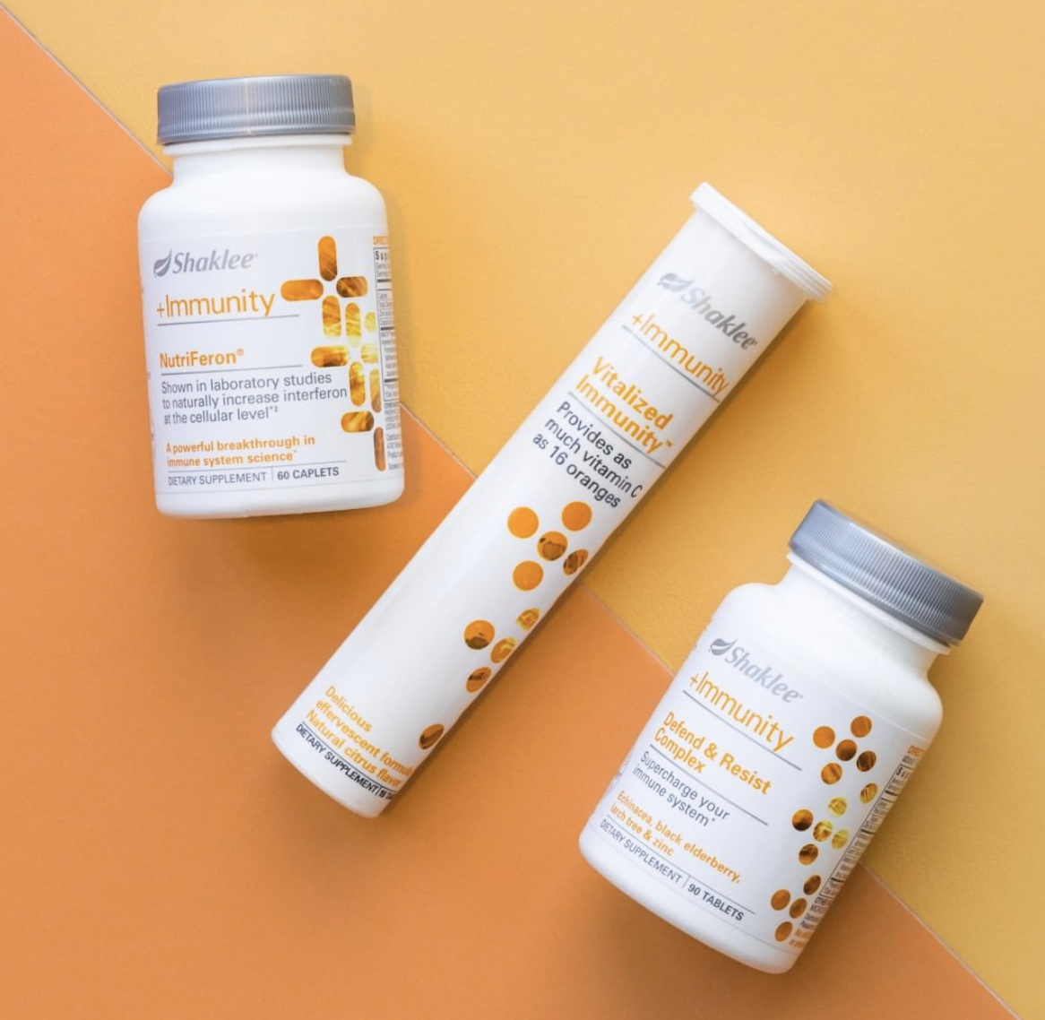 Fight OffSeasonal Sickness! - With school back in session, germs are at an all time high. Go on the offense this season with your health and fuel your immune system with my favorite immunity products. This month take 15% off select products!