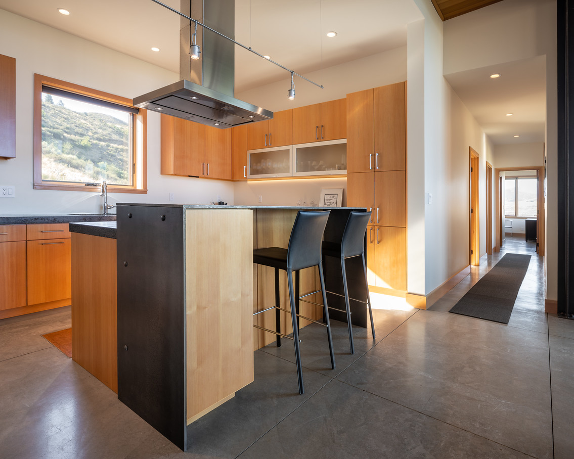 Kitchen and Hallway to Bedrooms.jpg