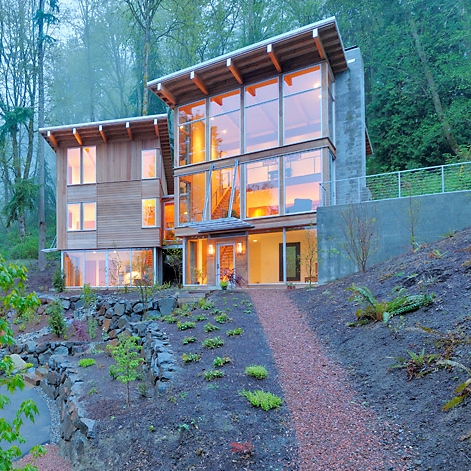 COUGAR MOUNTAIN -