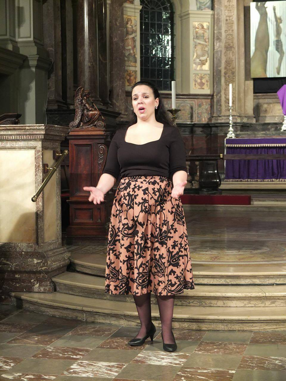 Song in the City - Brazilian and Portuguese music, St. Marylebone Parish Church, London, 2016