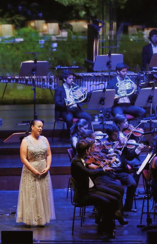 1º fada, Sonho de uma Noite de Verão de Mendelssohn, Orquestra XXI, tour em Portugal 2016