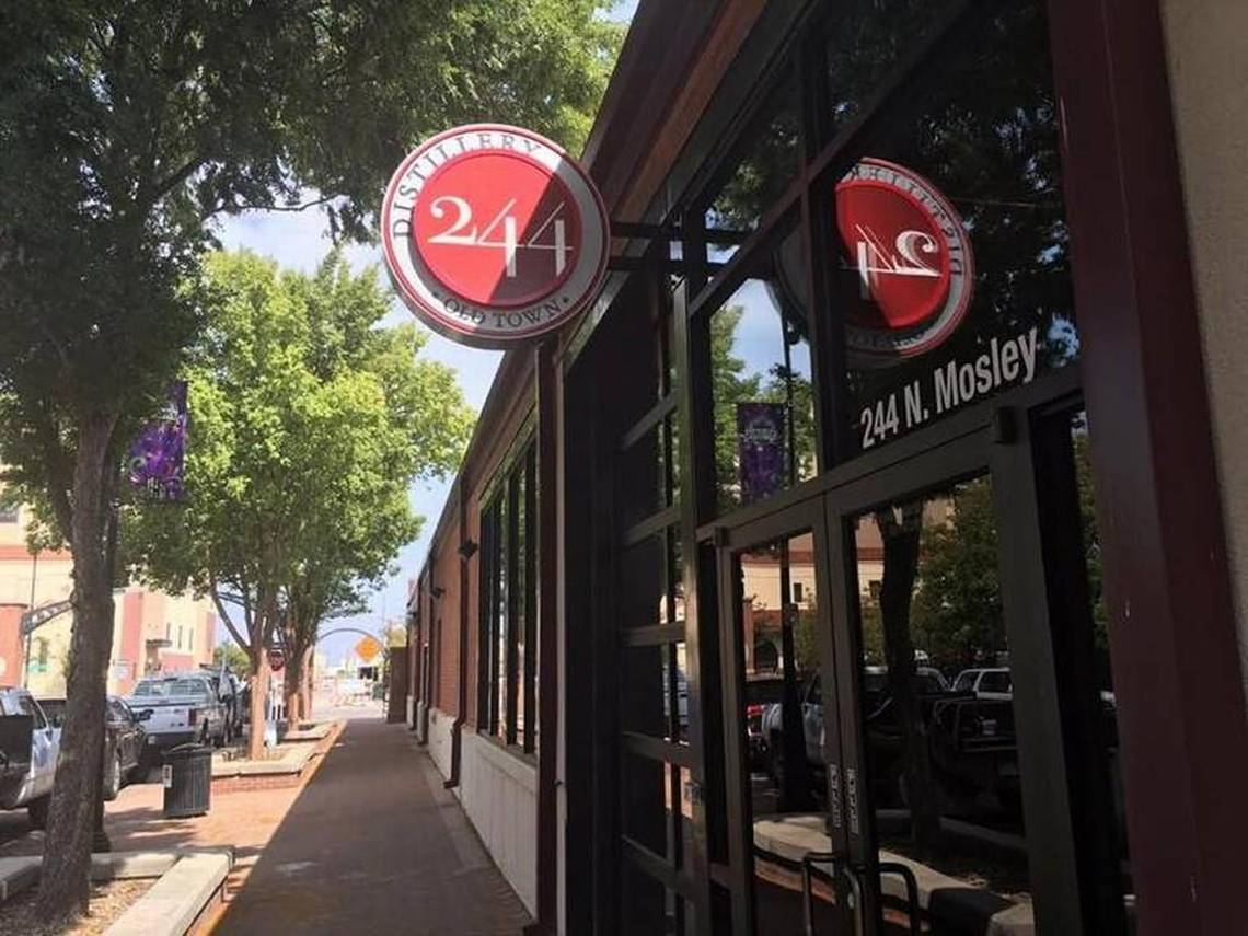 KCO Wichita will be held at Distillery 244 in Old Town. https://www.distillery244.com/