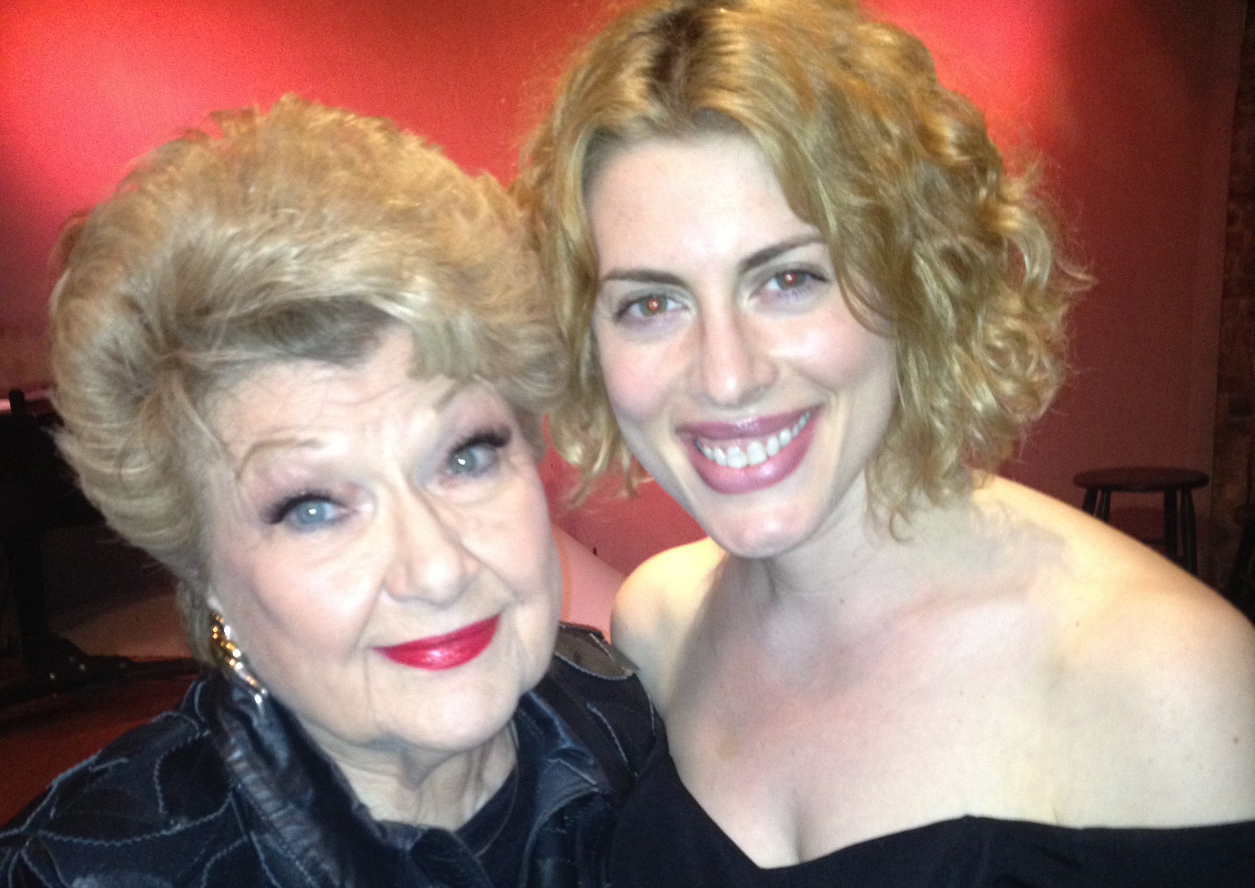 Master class with cabaret icon Marilyn Maye