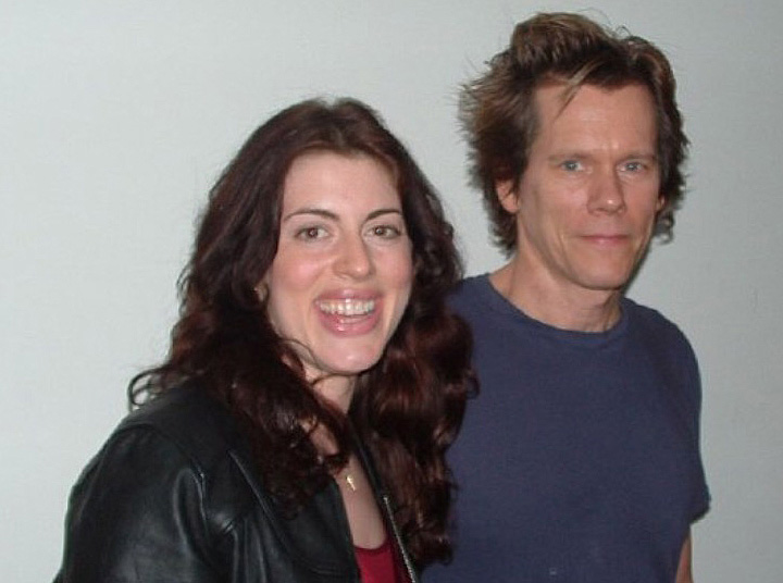 Editor in Chief of Where Magazine Philadelphia (with Kevin Bacon)
