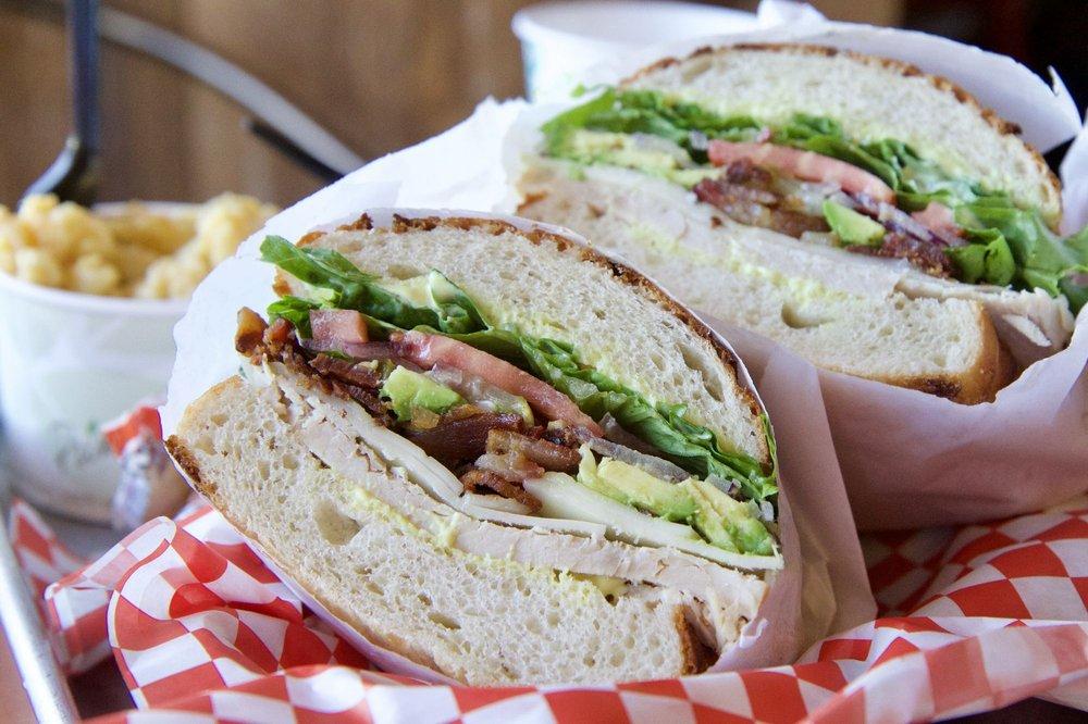 Redwood Sandwich Co.