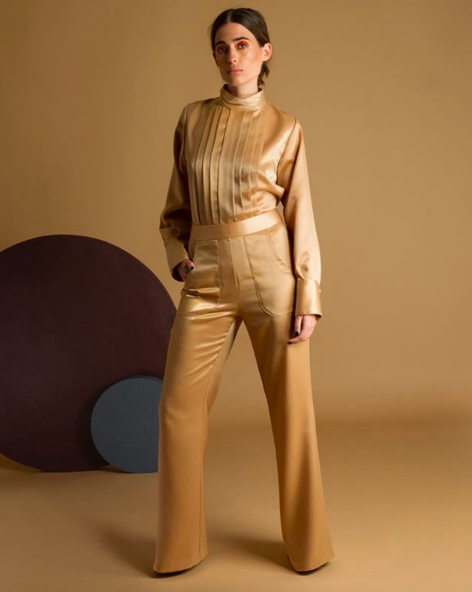 Napoleón , Blouse and pants