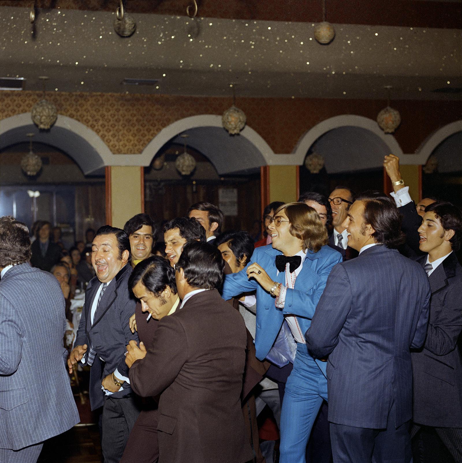 Archivo José Luis Venegas, 1972.