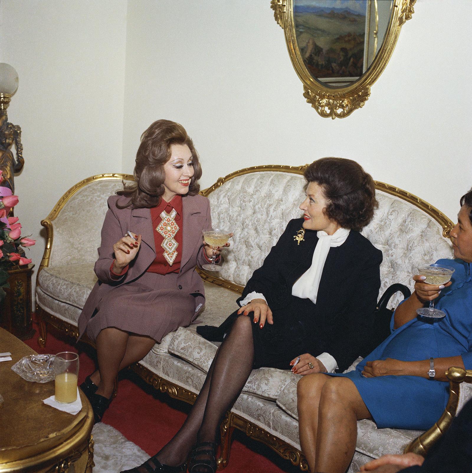 Archivo José Luis Venegas, 1973.
