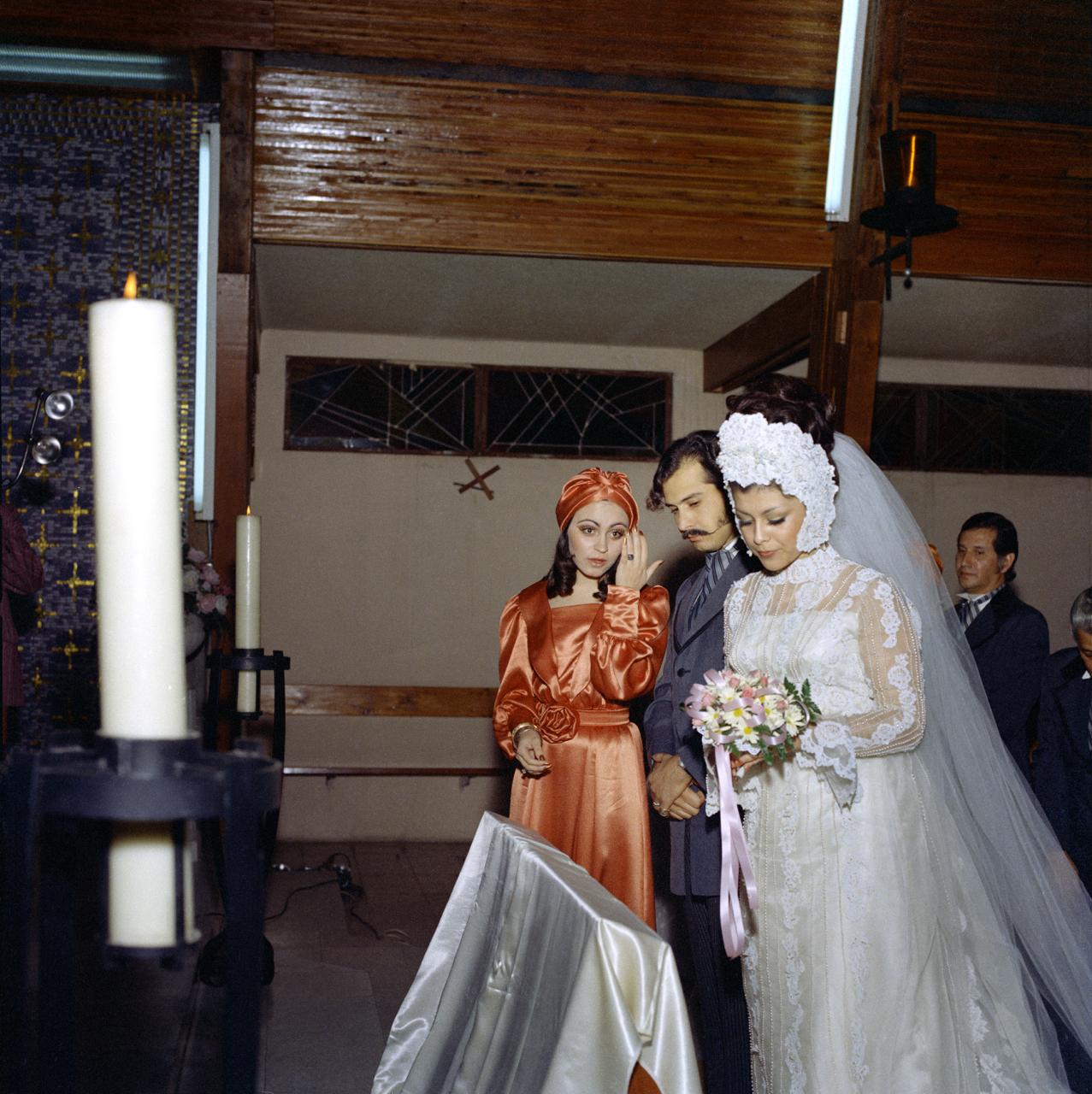 Archivo José Luis Venegas, 1974.