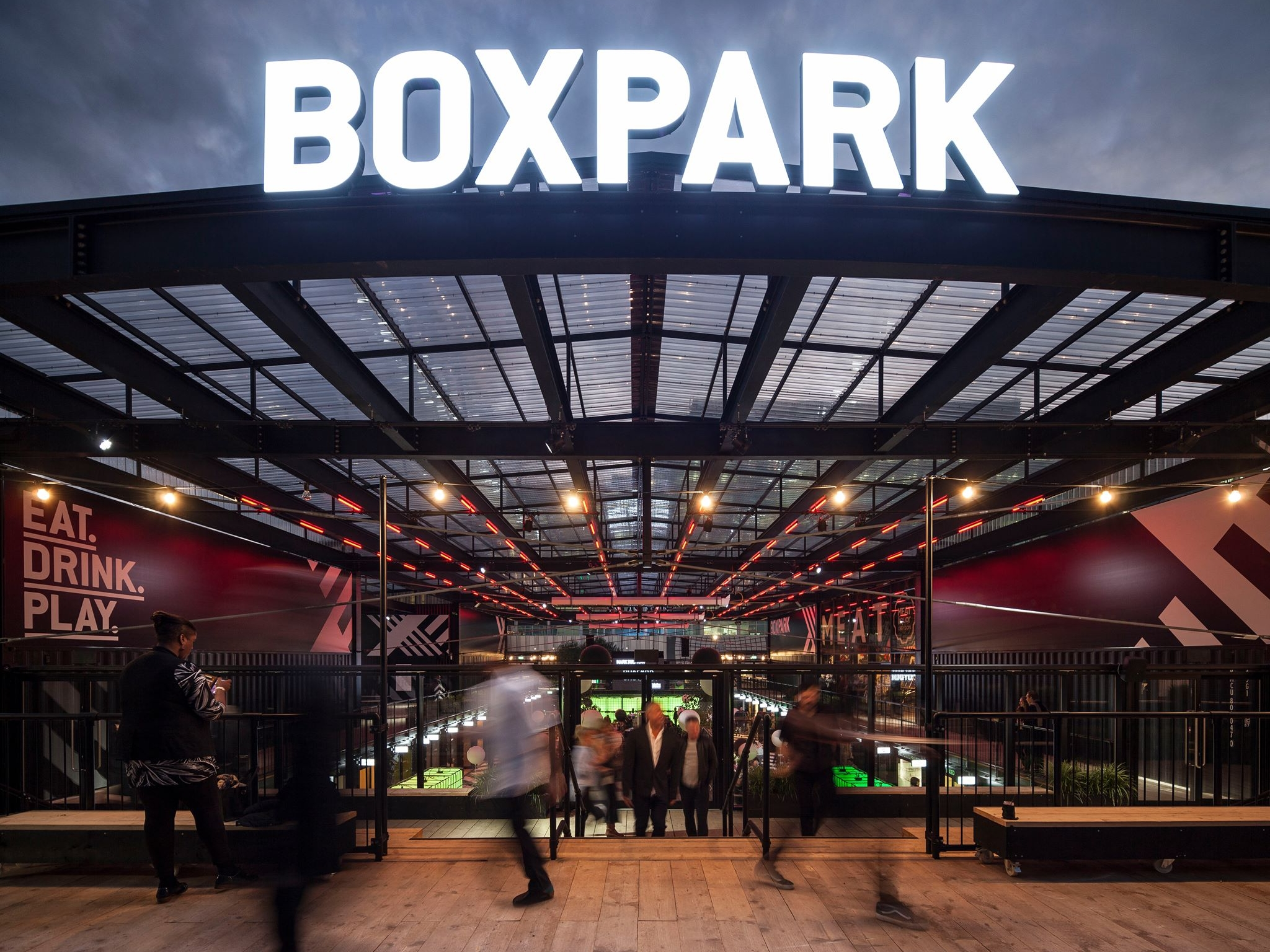BoxparkCroydon - New Location