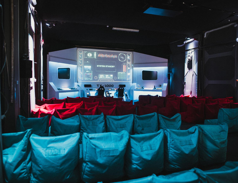 Backyard Cinema - New location