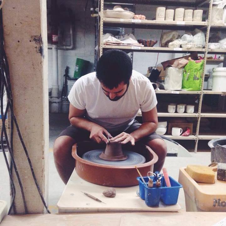 About Nasseramics - Nasseramics specializes in original, handmade drinkware, dinnerware, and decor. My mission is to supply my customers with unique, functional pottery.I began wheel throwing at Mudstone Studios in Spring 2015. Since then, I have been refining my skill, striving to create polished, one-of-a-kind pieces.Please come to either Hotpoint Emporium or any number of fairs or shows that I am featured at to see my work!