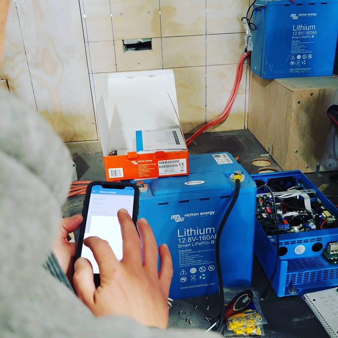 Victron Energy Programming