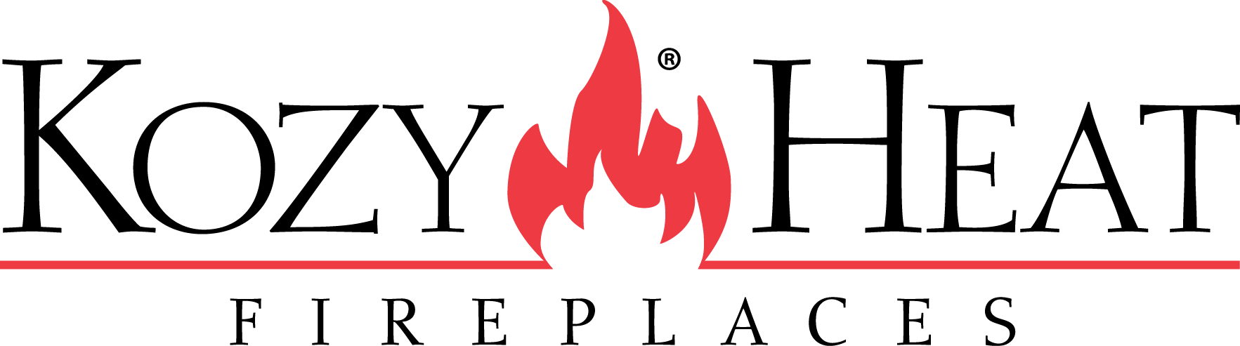 Kozy Heat Fireplaces Logo