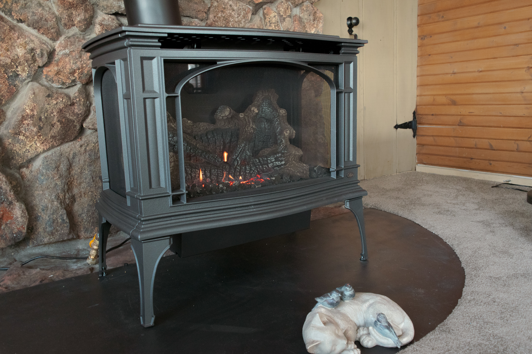 Copy of Lopi Greenfield Gas Stove
