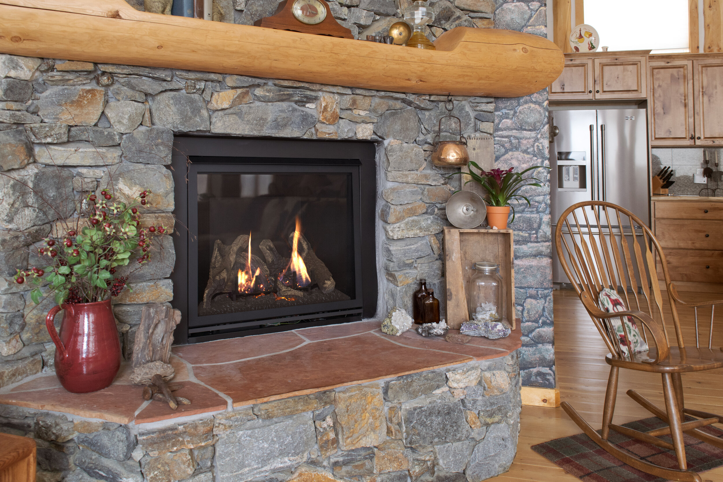 Gas Fireplaces Designers Architects