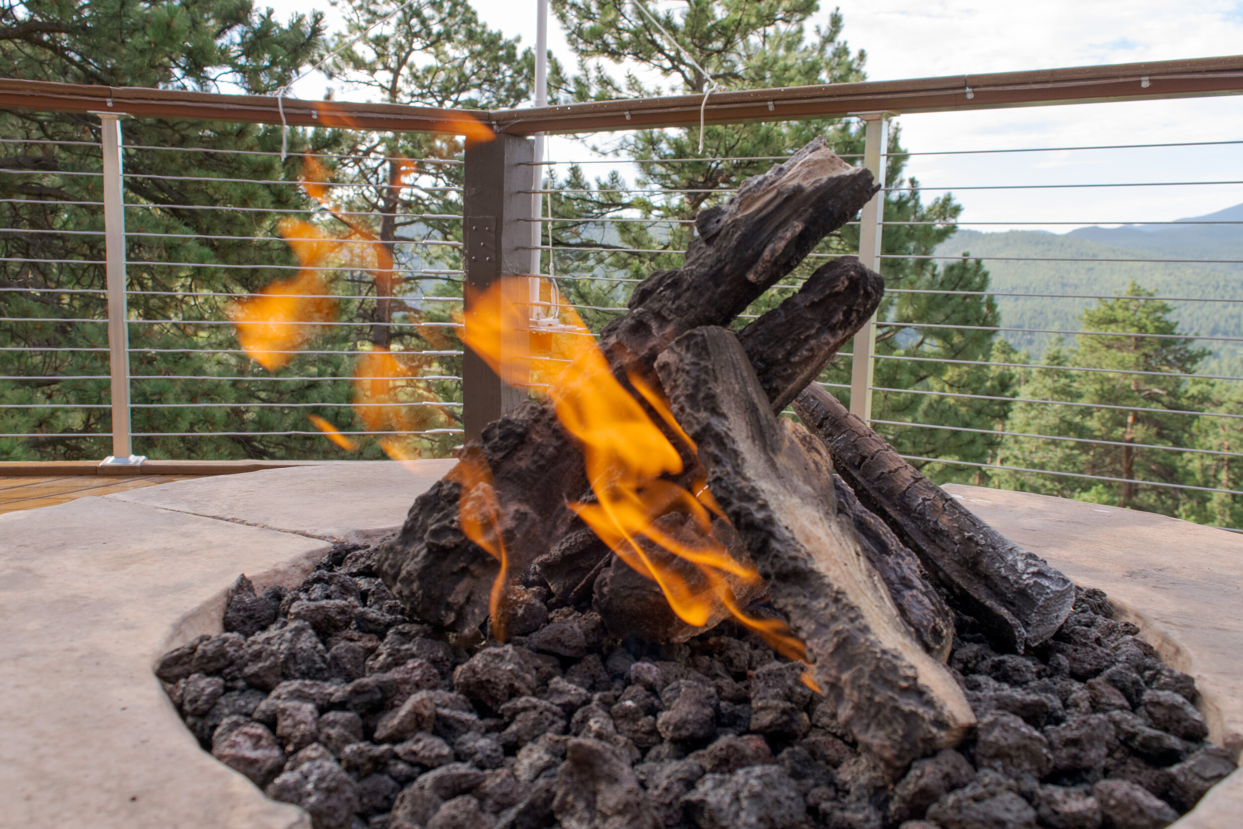 Warming Trends Firepit