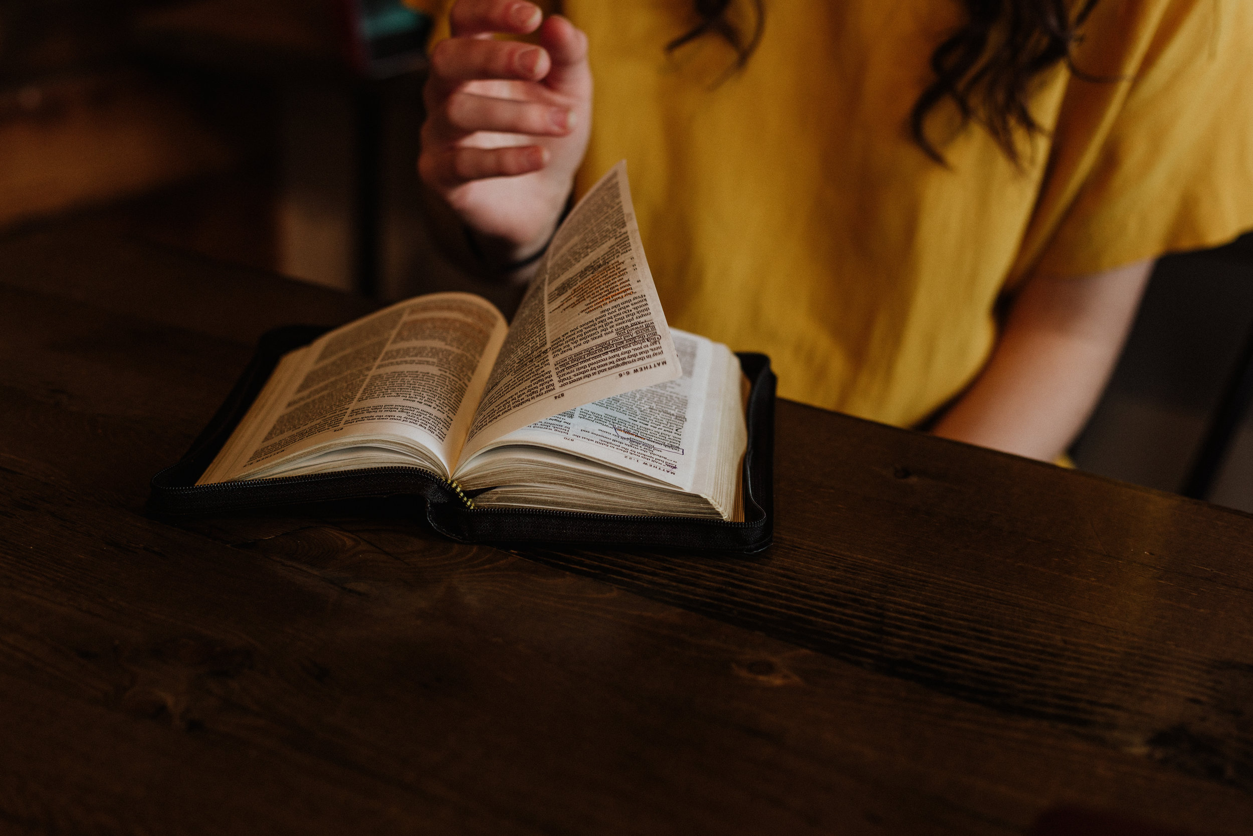 Teenagers and the Bible
